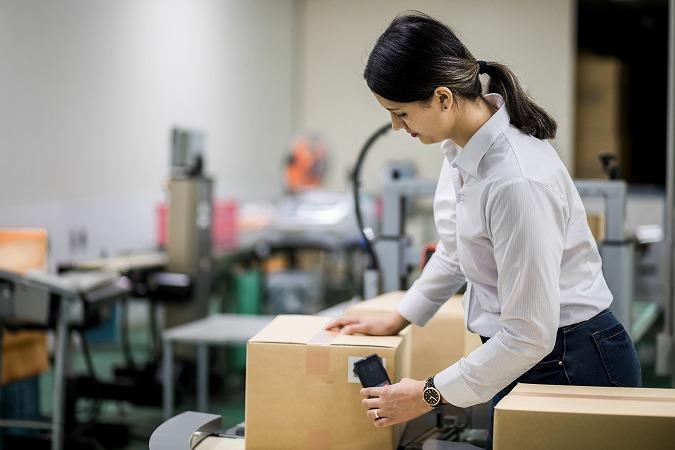 企業を支える倉庫作業の仕事